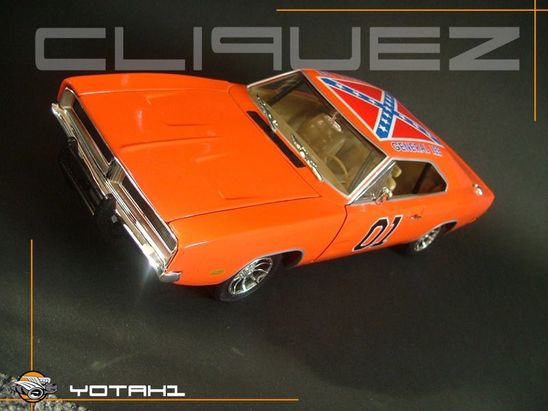 dodge charger 39 69 general lee dodge forum miniature auto. Black Bedroom Furniture Sets. Home Design Ideas