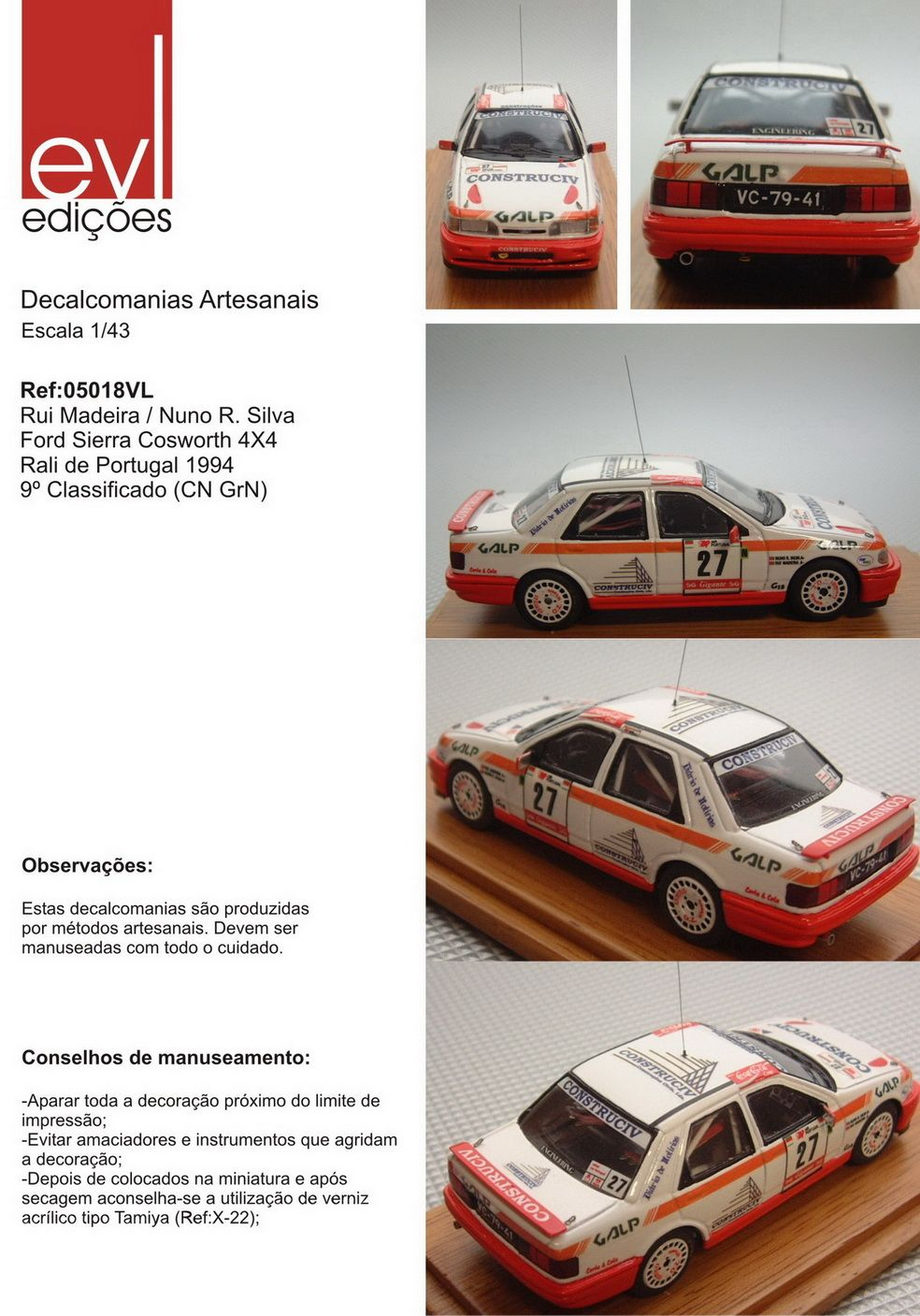 Ford Sierra Cosworth (4x4)